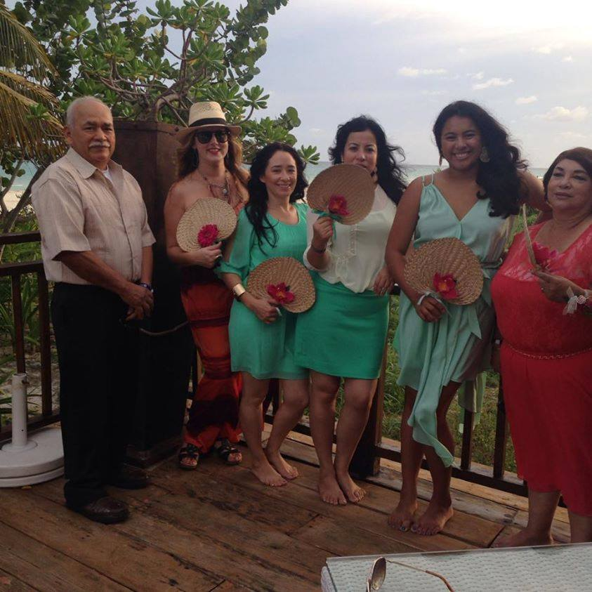 Jessica and Humberto wedding guests